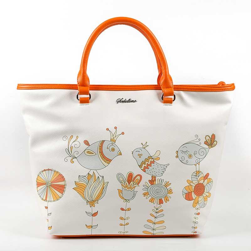 Женские сумки из текстиля