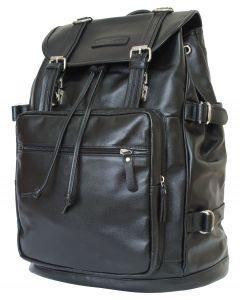 Кожаный рюкзак Carlo Gattini Volturno black