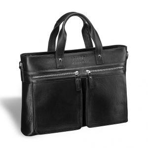 Деловая сумка для документов Bosa (Боза) black