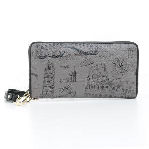 Серый кошелёк Fiato Dream