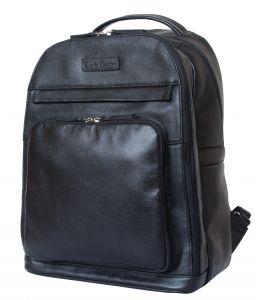 Кожаный рюкзак Carlo Gattini Montegrotto black
